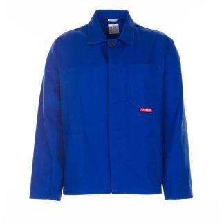 Arbeitsjacke BW 270 Arbeitskleidung kornblau