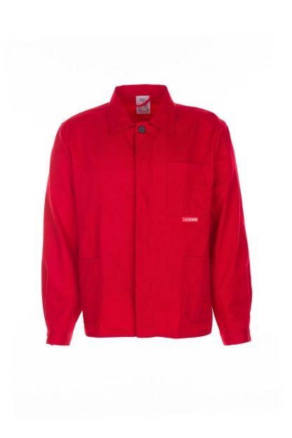 Arbeitsjacke BW 290 Arbeitskleidung mittelrot