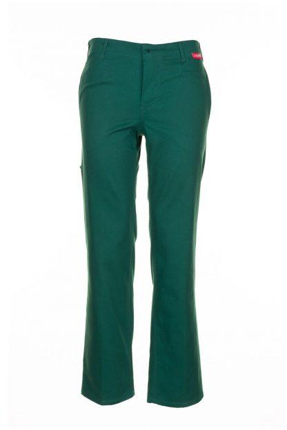BW 270 Arbeitskleidung Bundhose grün