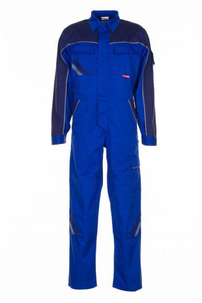 Highline Arbeitskleidung Rallyekombi kornblau/marine/zink
