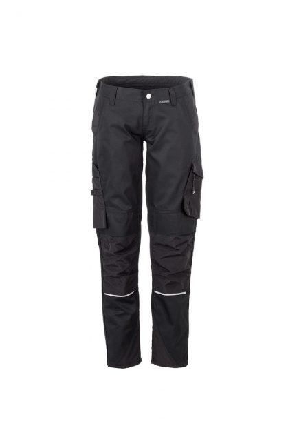 Norit Arbeitskleidung Damen Bundhose schwarz/schwarz