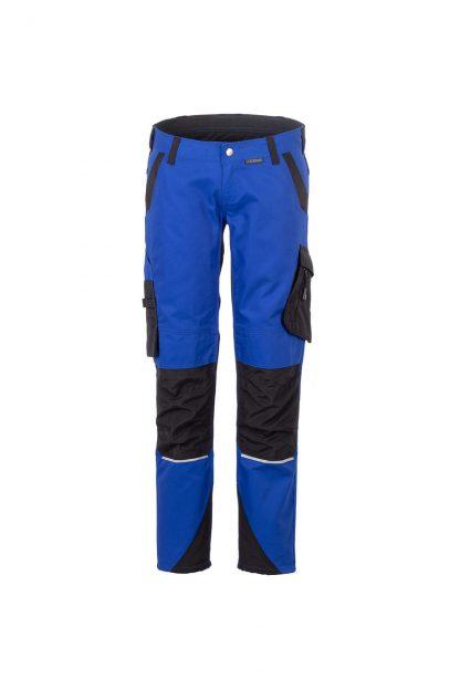 Norit Arbeitskleidung Damen Bundhose kornblau/schwarz