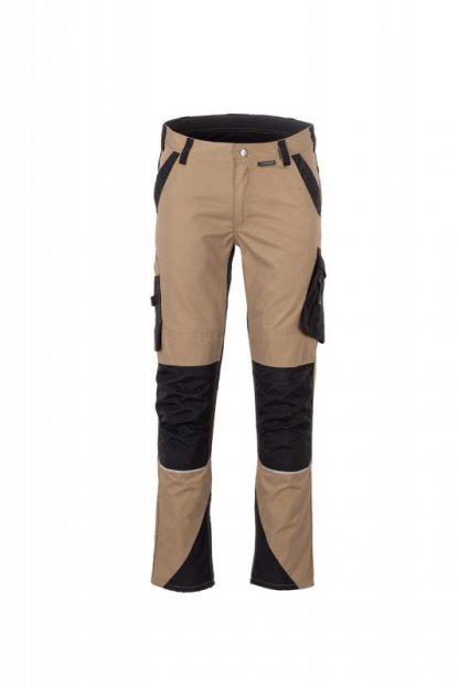 Norit Arbeitskleidung Herren Bundhose sand/schwarz