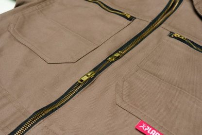 BW 290 Arbeitskleidung Rallyekombi khaki