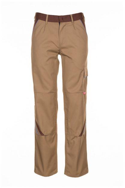 Highline Arbeitskleidung Bundhose khaki/braun/zink