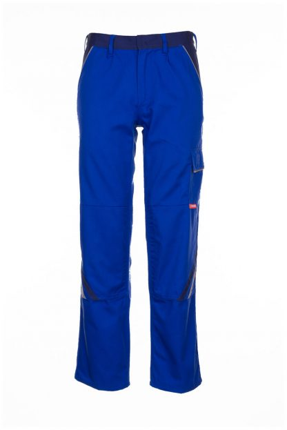 Highline Arbeitskleidung Bundhose kornblau/marine/zink