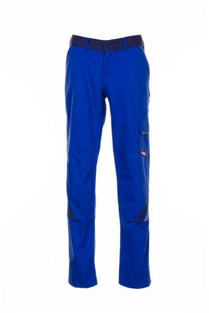 Highline Arbeitskleidung Damen Bundhose kornblau/marine/zink