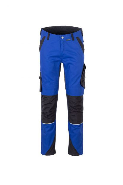 Norit Arbeitskleidung Herren Bundhose kornblau/schwarz