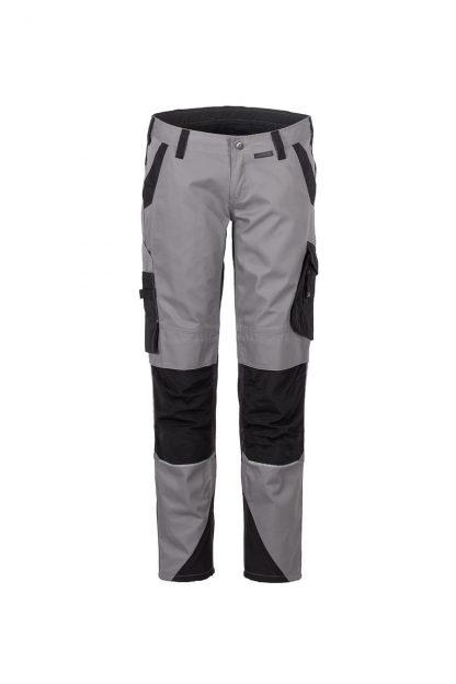 Norit Arbeitskleidung Damen Bundhose zink/schwarz