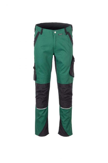 Norit Arbeitskleidung Herren Bundhose grün/schwarz