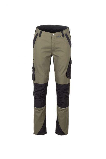 Norit Arbeitskleidung Herren Bundhose oliv/schwarz