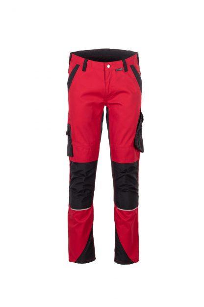 Norit Arbeitskleidung Herren Bundhose rot/schwarz