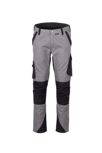 Norit Arbeitskleidung Herren Bundhose zink/schwarz