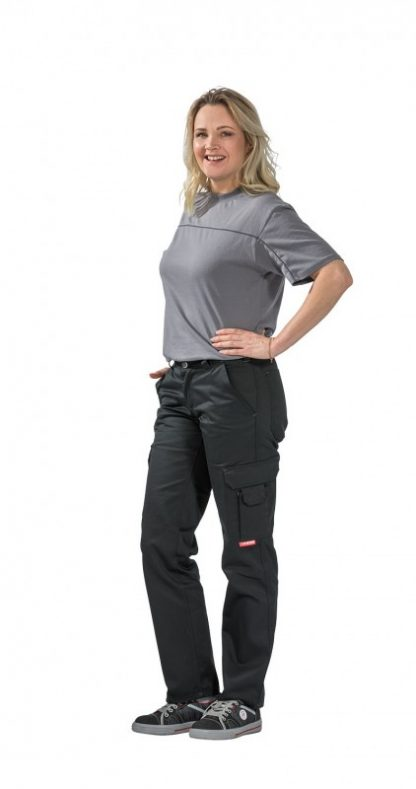 Outdoor Easy Damen Bundhose schwarz