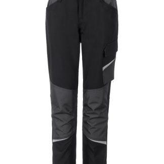 Outdoor Vario Damen Hose schwarz/grau