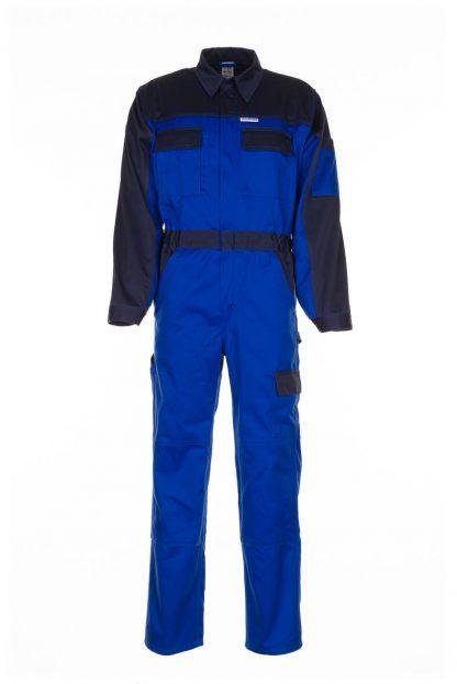 Tristep Arbeitskleidung Rallyekombi kornblau/marine