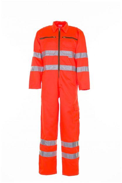 Warnschutz Rallyekombi uni orange